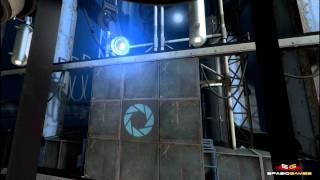 Portal 2  Videorecensione ITA by Spaziogames
