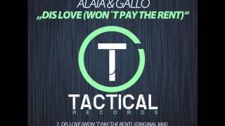 Alaia & Gallo-Chrysalis (Original Mix) TR047