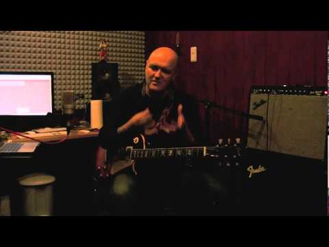 blues guitar: shuffle blues lesson peter omara