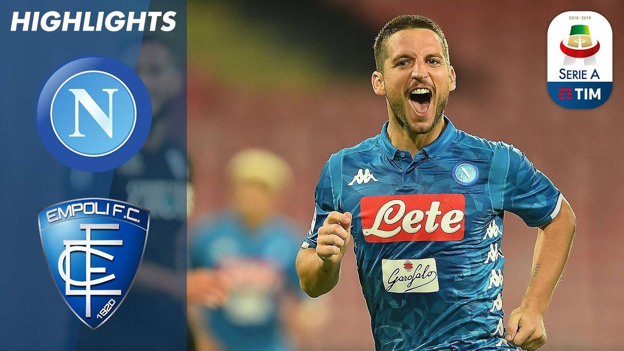 Download Napoli 5-1 Empoli   Mertens Scores Hat-Trick as Napoli Thrash Empoli   Serie A