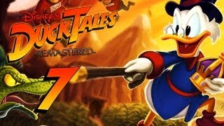 Lets Play Ducktales Remastered - Part 07 - Aufm Mond, aufm Mond ist es Mondig!