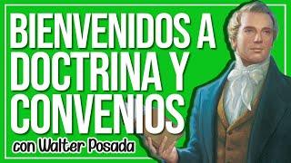 VEN, SÍGUEME 2020 con WALTER POSADA / ¡BIENVENIDOS A DOCTRINA Y CONVENIOS! /  AÑO 2021 ⭐