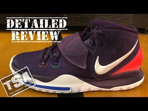 Nike Kyrie 6 Purple Enlightenment Sneaker Detailed Review Including Sizing