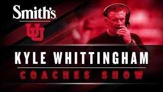 November 26th, 2019 Kyle Whittingham Coaches Show