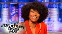 Is Star Wars' Naomi Ackie Playing Lando's Daughter? | The Jonathan Ross Show