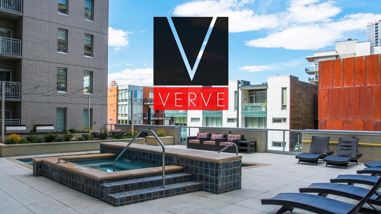 Verve luxury apartments living in denver co