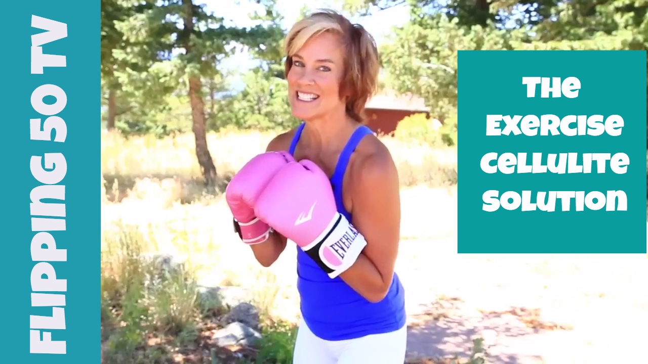The Cellulite Exercise Solution Plan Flipping 50 Tv Episode 7 Youtube