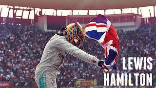 Lewis Hamilton - Hammertime World Champion F1 2017