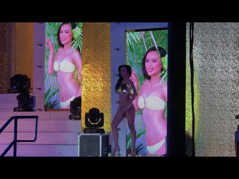 Miss Negros Oriental 2017 - Swimsuit and Gown Competition