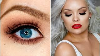 THE EASIEST SMOKEY EYE EVER! | Brianna Fox Video