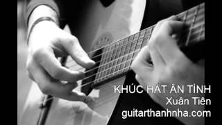 KHÚC HÁT ÂN TÌNH - Guitar Solo