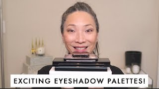 TOP 5 TUESDAYS - Exciting Eyeshadow Palettes