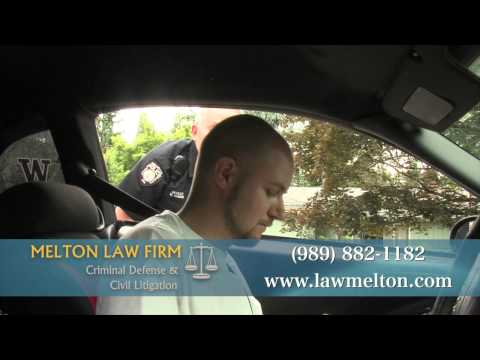 Criminal Defense Lawyer / Attorney in Saginaw, Flint and Bay City
