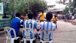 Bangla Debate of Reza,University  of Dhaka.Brazil vs Argentina Bangla  Fun Debate.