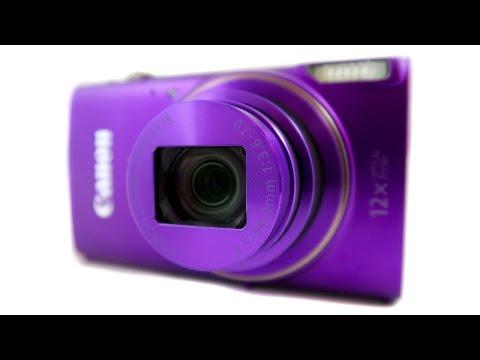 Canon IXUS 285 HS (PowerShot ELPH 360 HS) Review & Samples