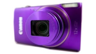 Canon IXUS 285 HS (PowerShot ELPH 360 HS) Review & Samples