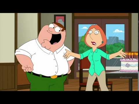 Peter griffin birthday surprise youtube peter griffin birthday surprise bookmarktalkfo Gallery