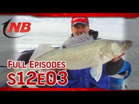 Monster Manitoba Late Season Ice Walleyes (S12E03)