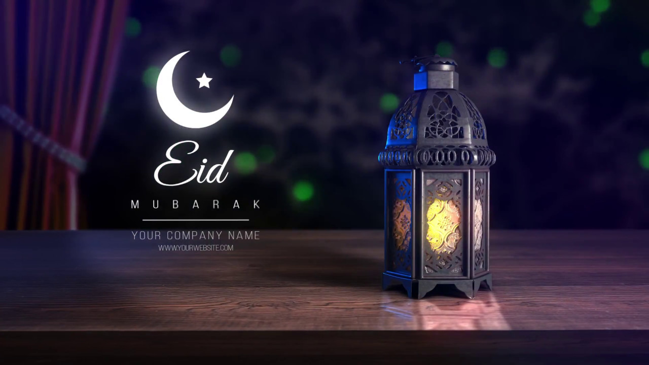 4k LANTERN - Islamic After Effect Free Template - YouTube for islamic lantern template  113lpg