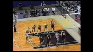 Minot High vs Devils Lake - State Basketball Tournament Final 1999