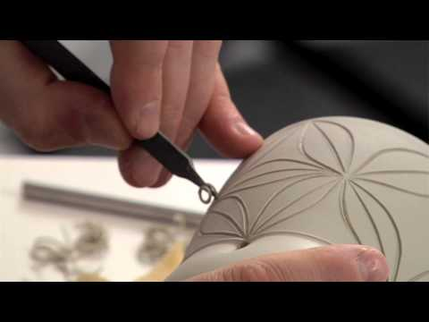 Pottery Video: Carving