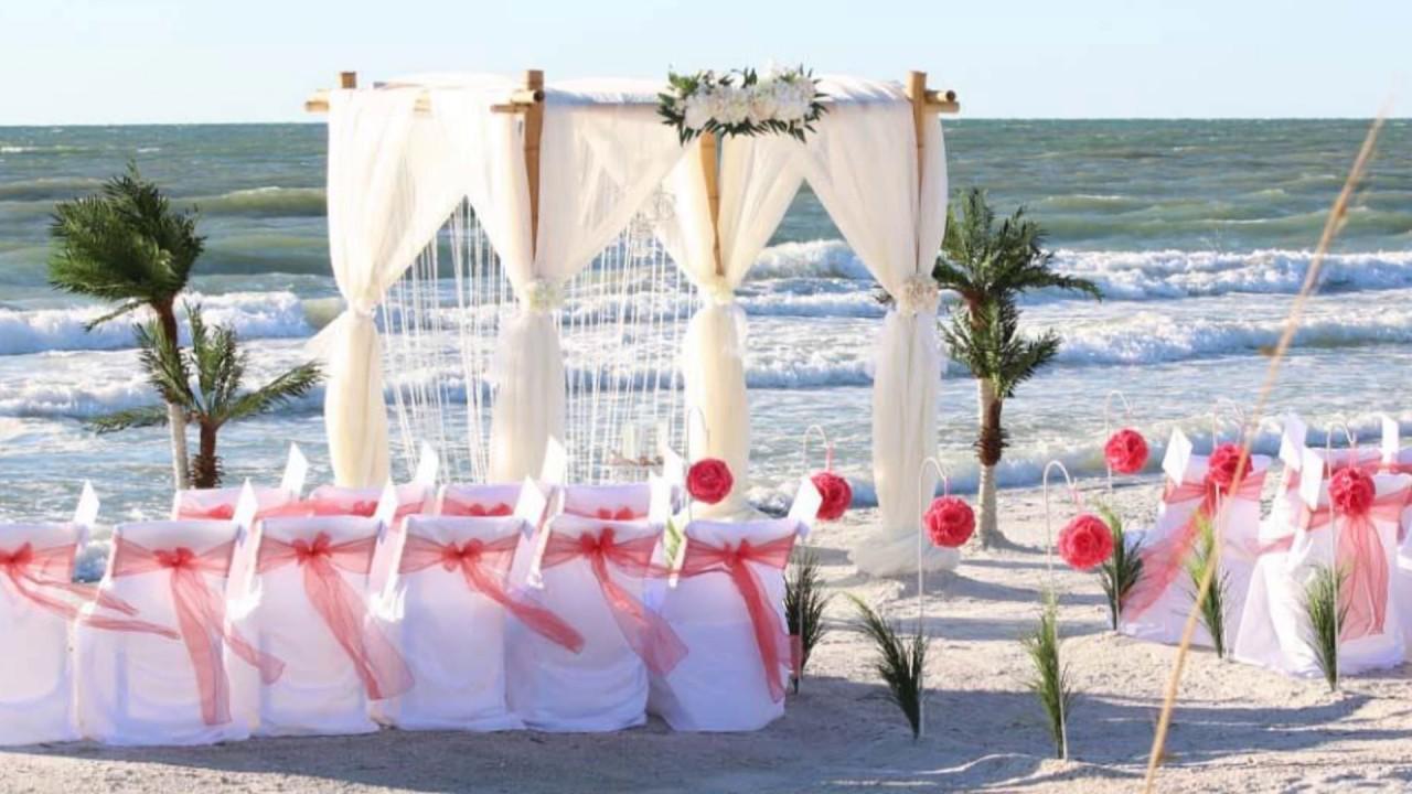 Florida Beach Weddings By Suncoast