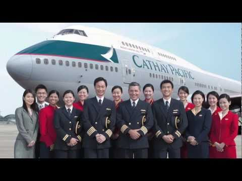 Cathay Pacific - I Can Fly