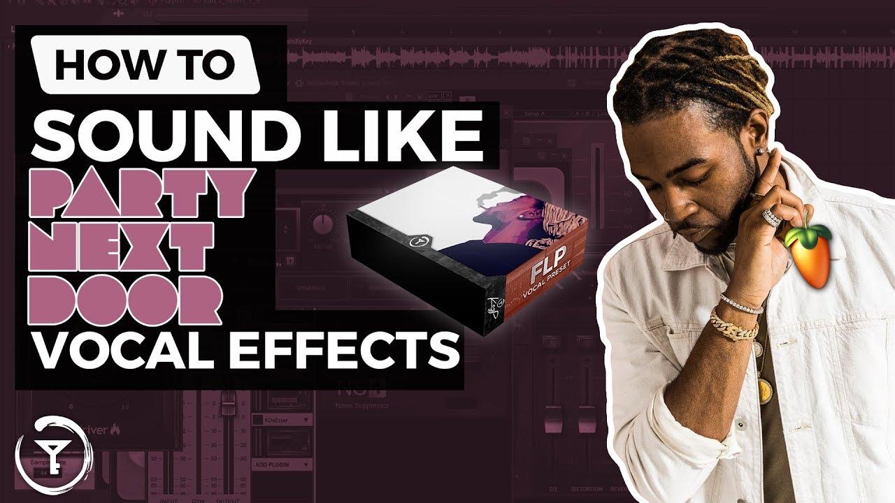 how to sound like partynextdoor flp vocal effects fl studio stock plugins youtube. Black Bedroom Furniture Sets. Home Design Ideas