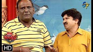 Rocket Raghava Performance | Jabardasth | 28th March 2019    | ETV  Telugu