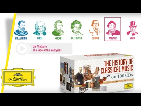 The History of Classical Music on 100 CDs (Trailer)