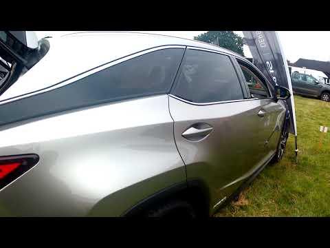 2019 Lexus RX 450h Hybrid 3.5 Litre V6 4WD SUV (313HP)