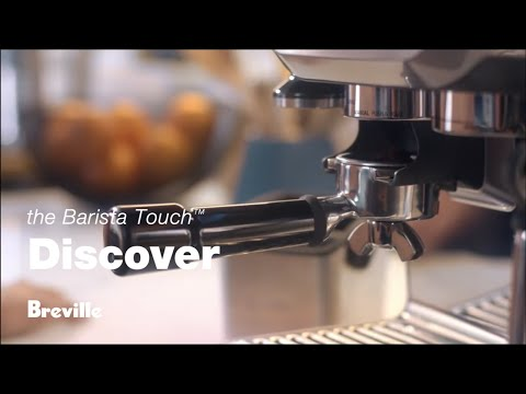 The Barista Touch | Third wave specialty coffee at your fingertips | Breville USA