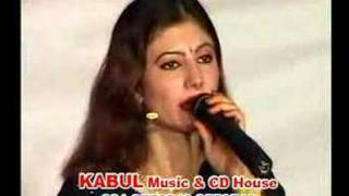 nazia iqbal aw pa torkham me arawena kabul concert