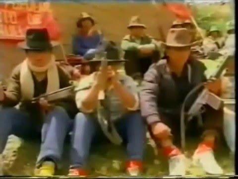 Guerra Popular en Perú - Sendero Luminoso/People Of The Shining Path subtitulado en español
