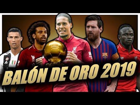Quién Merece El Balón De Oro 2019 Será El 6to De