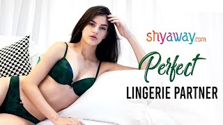 Perfect Sexy Innerwear & Nightwear Collections for Women & Ladies - Shyaway.com