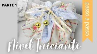 Saquinhos de Orinuno – Parte 1 – By Fê Atelier