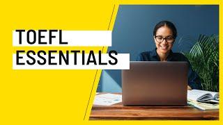 TOEFL Essentials Writing - Social Media Post