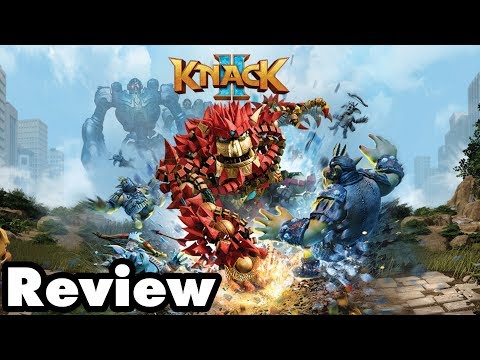 Knack 2 Review - Knackered