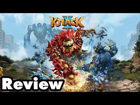 Knack 2 Review – Knackered