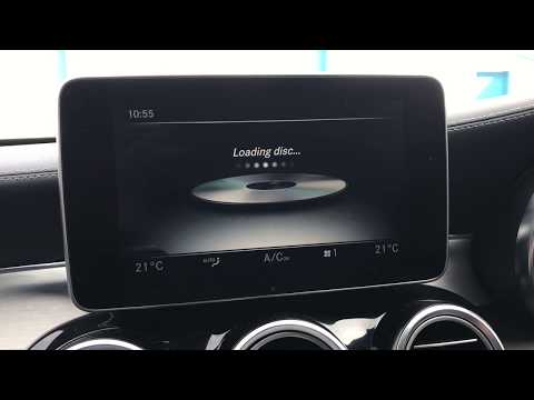 How To Install Carplay For Mercedes 2015 2017 C W205 Glc