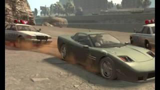 GTA IV - Stunts 100