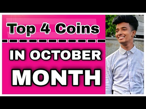 Top 4 Coins In October MONTH || Going To Pump || For Crypto Investors || #Cryptocurrency #crypto