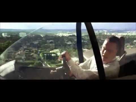 The Aviator - Incidente aereo
