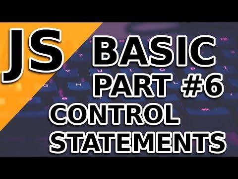 JavaScript Basic Tutorial | Control Statements | Part 6 thumbnail