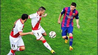 20 Monstrous Passing Skills by Lionel Messi ►Inhuman Vision ||HD||