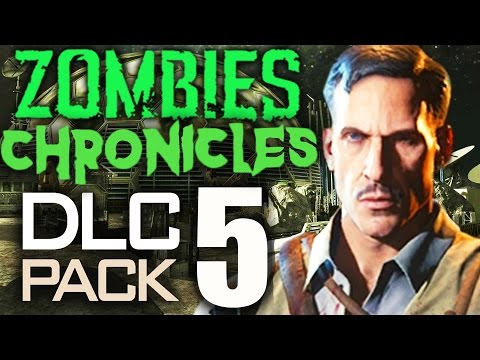 BO3 Zombies DLC 5 / ZOMBIES CHRONICLES IS REAL! - PREORDER ACCEPTED! (Black Ops 3 DLC5)