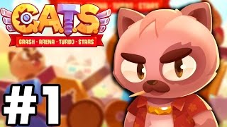 Video THIS Game Is CRAZY..!!!! | C.A.T.S | Crash Arena Turbo Stars Gameplay (IOS/Android) download MP3, 3GP, MP4, WEBM, AVI, FLV Januari 2018
