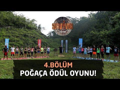 Survivor 2018 | 4.Bölüm | Poğaça ödül oyunu! letöltés
