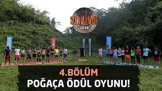 Survivor 2018 | 4.Bölüm | Poğaça ödül oyunu!